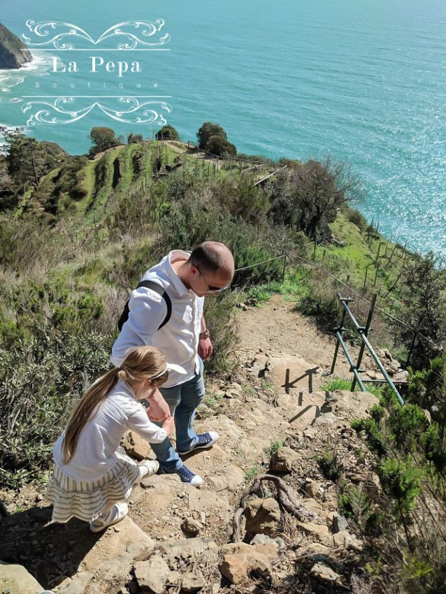 Travels | Hiking With Kids in Cinque Terre 3