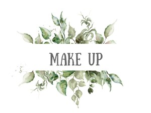 make up logo