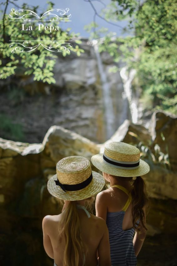 Green Travellers | Wild Walks by Carlone Thermal Waterfall in Italy