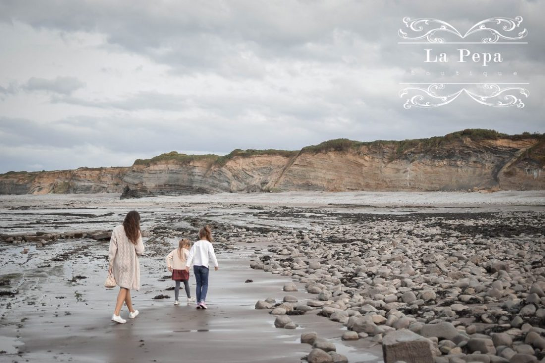 Wild Walks | Fossil Collecting at Lilstock Beach