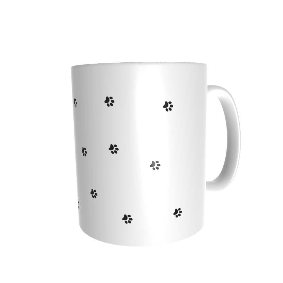 Mug personnalisé photo et nom de votre chat