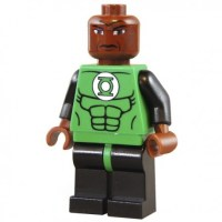 Lego custom BRICKS Custom Minifig - Green Lantern John ...