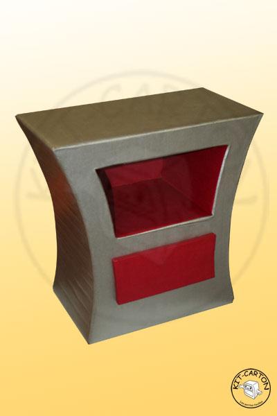 kit carton le meuble carton en kit un site utilisant wordpress. Black Bedroom Furniture Sets. Home Design Ideas