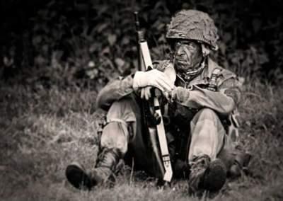 Pathfinder de la 82nd Airborne