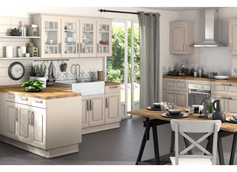 Lapeyre cuisine carat agrandir socooc cuisine ergonomique - Cuisine aubergine lapeyre ...