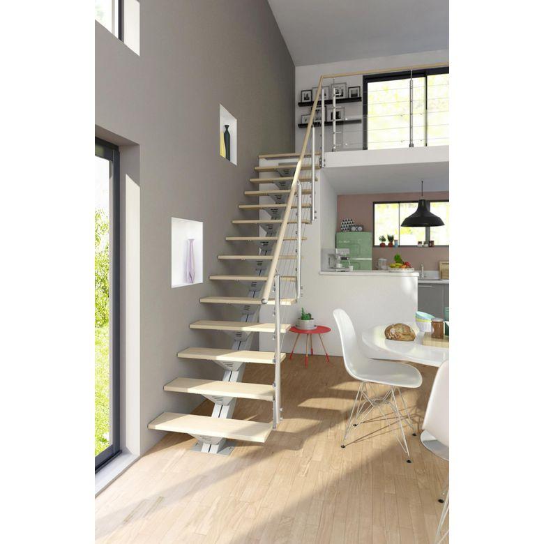 Rampe Escalier Castorama O Trouver Le Meilleur Escalier Gain De Place Escalier Bois Castorama