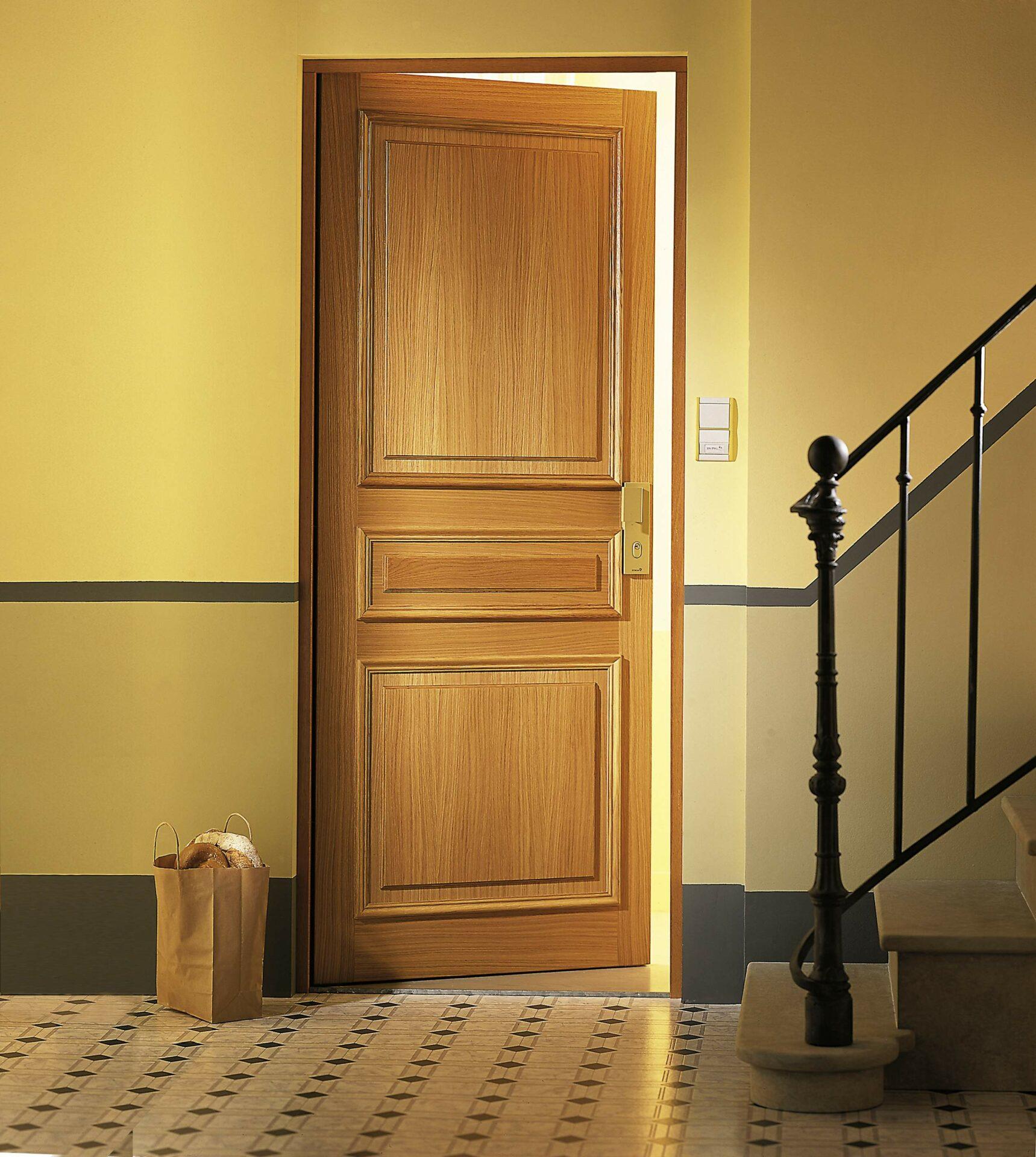 Comment Bien Choisir Sa Porte D Appartement Lapeyre