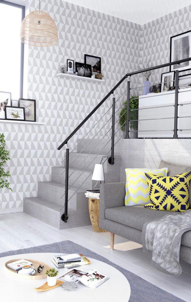 Bien Choisir La Balustrade De Son Escalier Lapeyre