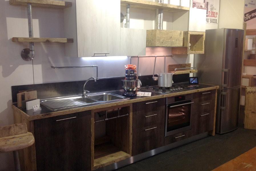 Mobili Cucina Acciaio Inox - Idee per la progettazione di ...