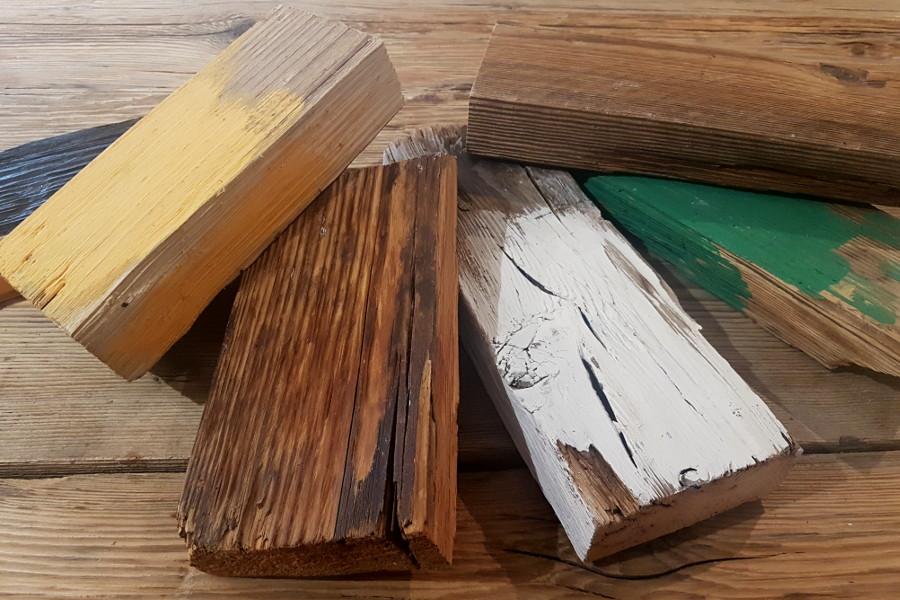 Verniciatura del legno di recupero i nostri consigli tecnici per una verniciatura fai da te