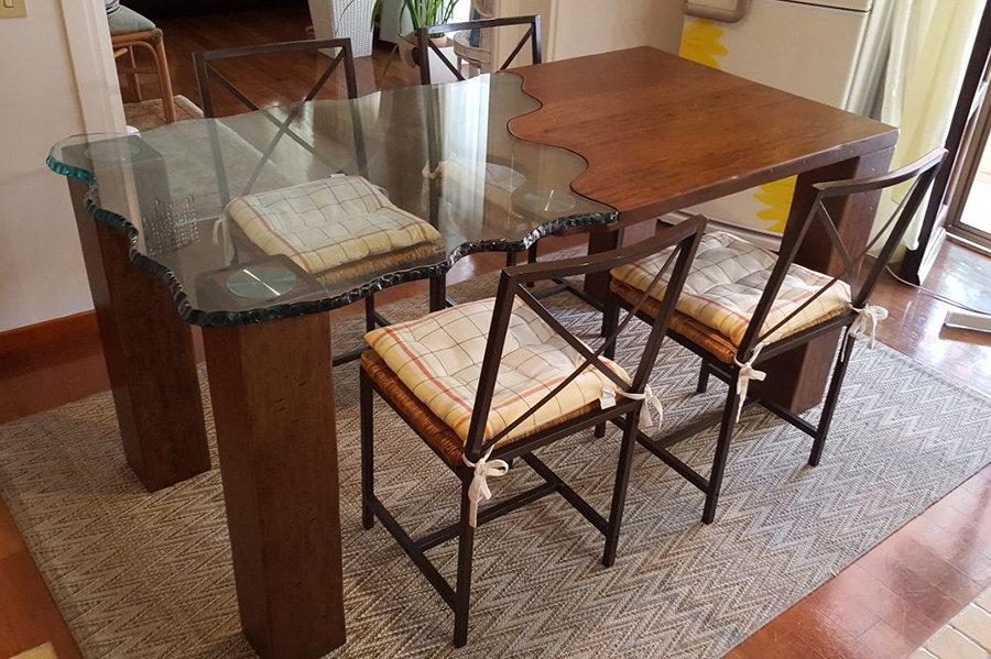 Sedie Moderne Legno.Tavoli Moderni In Legno Massello Prezzi