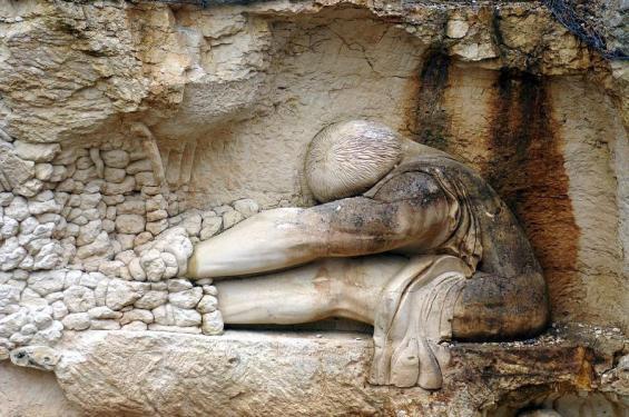 Le Monument aux Morts pour Rien - PELLINI Gérard