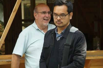 Daniel Chavaroche et Stéphane Ly-Cuong