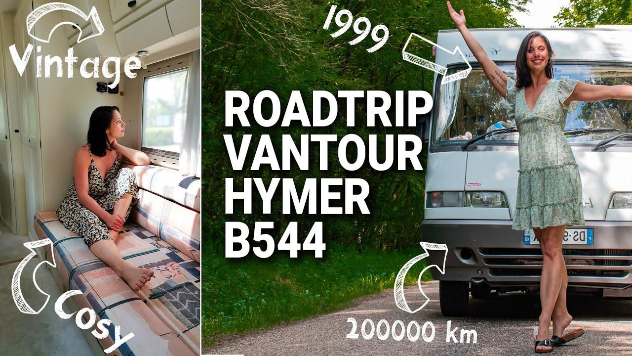 Van Tour Hymer Van Classique