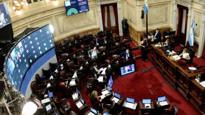 El Senado debatirá este miércoles la postergación de las elecciones