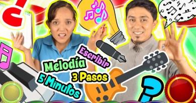 Como hacer una melodía en 3 sencillos pasos y en 5 minutos