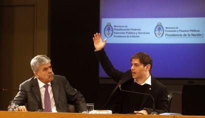 Kicillof anunció un recorte del 20 por ciento en los subsidios de gas y agua