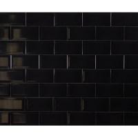 Metro Tiles Black