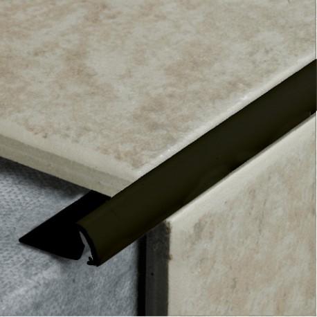 tile rite pro tile trim black 12mm laporsa