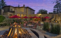 Patio Restaurant | Outdoor Dining | La Posada de Santa Fe