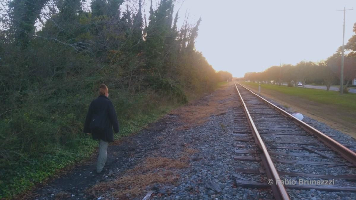 Walking in America