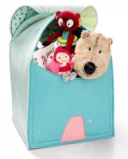 rangement pour les jouets de votre enfant