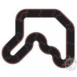 Circuit Pitchcar Course de voiture