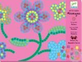 Art au numéro mosaïques fleurs Djeco