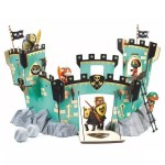 Chateau chevaliers figurines - Djeco