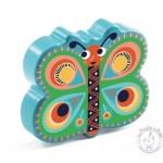 Maracas papillon Animambo Djeco