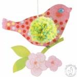 Atelier de pompons oiseaux - Djeco