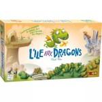 L'ile aux dragons - jeu coopératif