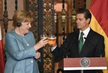 L'accord de libre-échange avec l'UE est une «grande opportunité», dit Merkel !