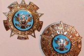 Michel Sapin reçoit la médaille de l'Ordre de l'aigle aztèque du Mexique !