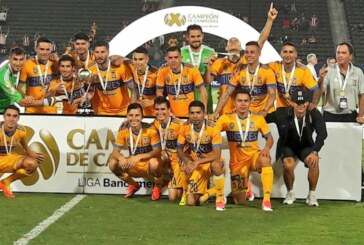 Football – Tigres a remporté la Supercoupe du Mexique en dominant Guadalajara (1-0).