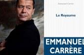 L'écrivain Emmanuel Carrère reçoit le prix du salon du livre de Guadalajara !