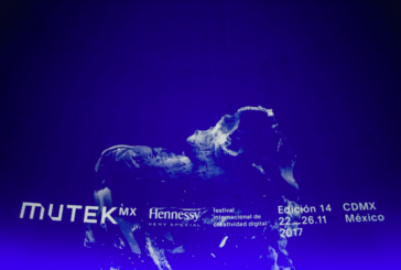 MUTEK.MX Mexico – FESTIVAL INTERNACIONAL DE CREATIVIDAD DIGITAL 14i ÉDITION
