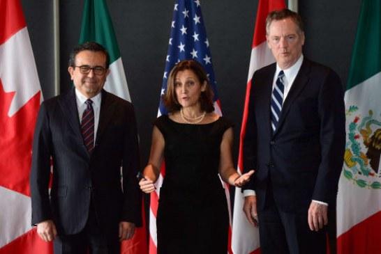 ALENA : Réunion de Mexico – «Les progrès sont minimes» et le Mexique hausse le ton !