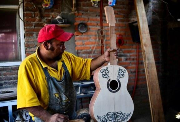 Au Mexique, la guitare du film d'animation «Coco» fait fureur !