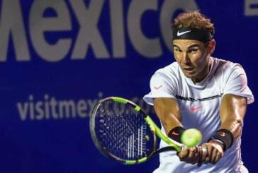 Tournoi d'Acapulco : Rafael Nadal déclare forfait !