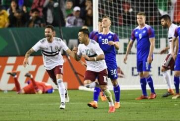 Bientôt le Mundial de football ! Le Mexique impressionne contre l'Islande…..