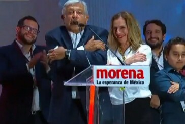 Élections Mexique – AMLO vainqueur incontesté à l'élection présidentielle ! (Videos)