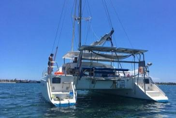Cancun – Avec Bernard Laguna, partez en croisière sur le bateau de Coluche !
