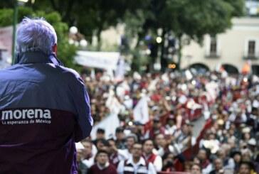 MORENA – Le parti du président-élu écope d'une amende de 197 millions de Mxn  !