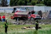 Tultepec – L'explosion d'un entrepôt de feux d'artifice fait au moins 19 morts ! (Video)