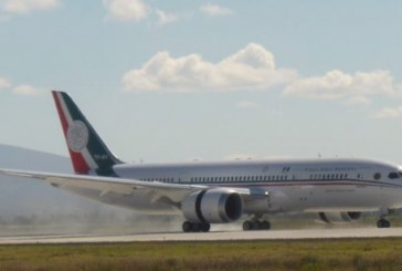 Polémique – L'avion présidentiel mexicain sera t'il vraiment mis en vente ?