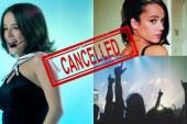 Alizée annule sa tournée au Mexique et se met en colère ! (Video)