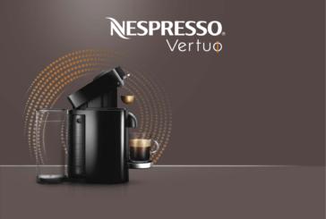 Nespresso lance sa gamme «Vertuo™» au Mexique pour les aficionados de cafés XXL ! (Video)