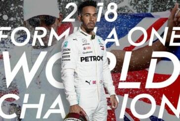 Grand Prix du Mexique de formule 1 – Hamilton sacré champion du monde ! (Videos)