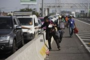 Guadalajara – La caravane de migrants progresse vers le nord ! (Video)